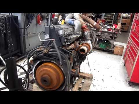 1998 Cummins M11 Celect Plus Engine