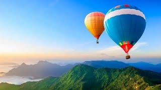 Desde la primera llama que infla el globo, hasta el último soplo de...