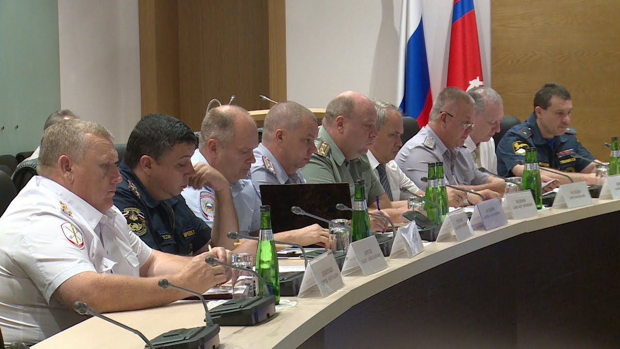 В Волгограде обсудили вопросы обеспечения безопасности в образовательных учреждениях