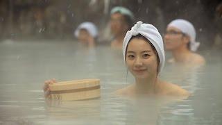 ♨ Японский ОНСЕН ♨ ♥♥ Жизнь в Японии ♥♥ Japanese Onsen (Hot Springs)