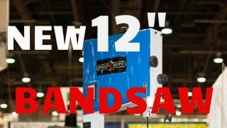 "12"" Bench Bandsaw: New Benchtop Bandsaw From Steel City 50112"