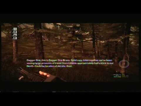 Operation Flashpoint 2 Dragon Rising Walkthrough Episode 13-Powder Trail Part 2! |