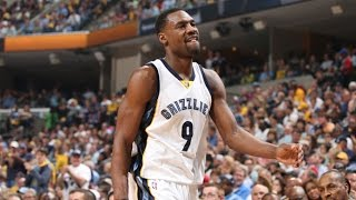 Tony Allen 2015 Season Offensive Highlights