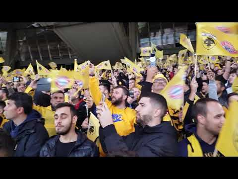 AEK Athens - Bayern Munchen / Ymnos AEK  - Assistance: 61.221