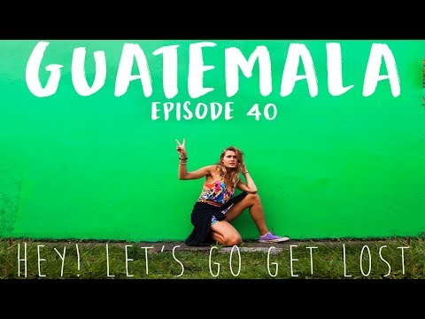 Travel Guatemala | SOLO FEMALE TRAVELER | Ep. 40 | Antigua