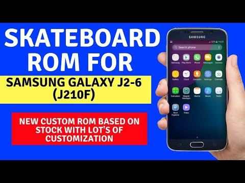 Skateboard Rom For Samsung Galaxy J2-6