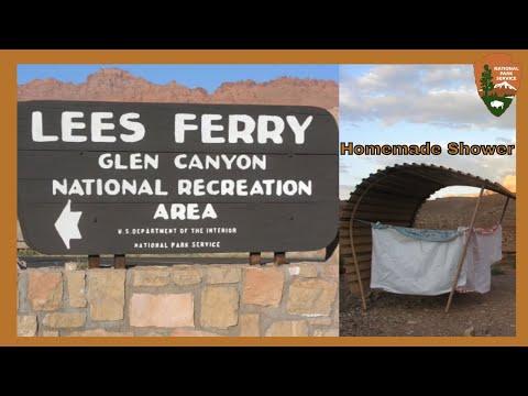 Lee's Ferry And Glen Canyon National Recreation Area,  Arizona