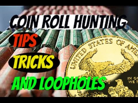 EASY MONEY | TRY THIS! (Coin Roll Hunting) Tips, Tricks and a Loophole