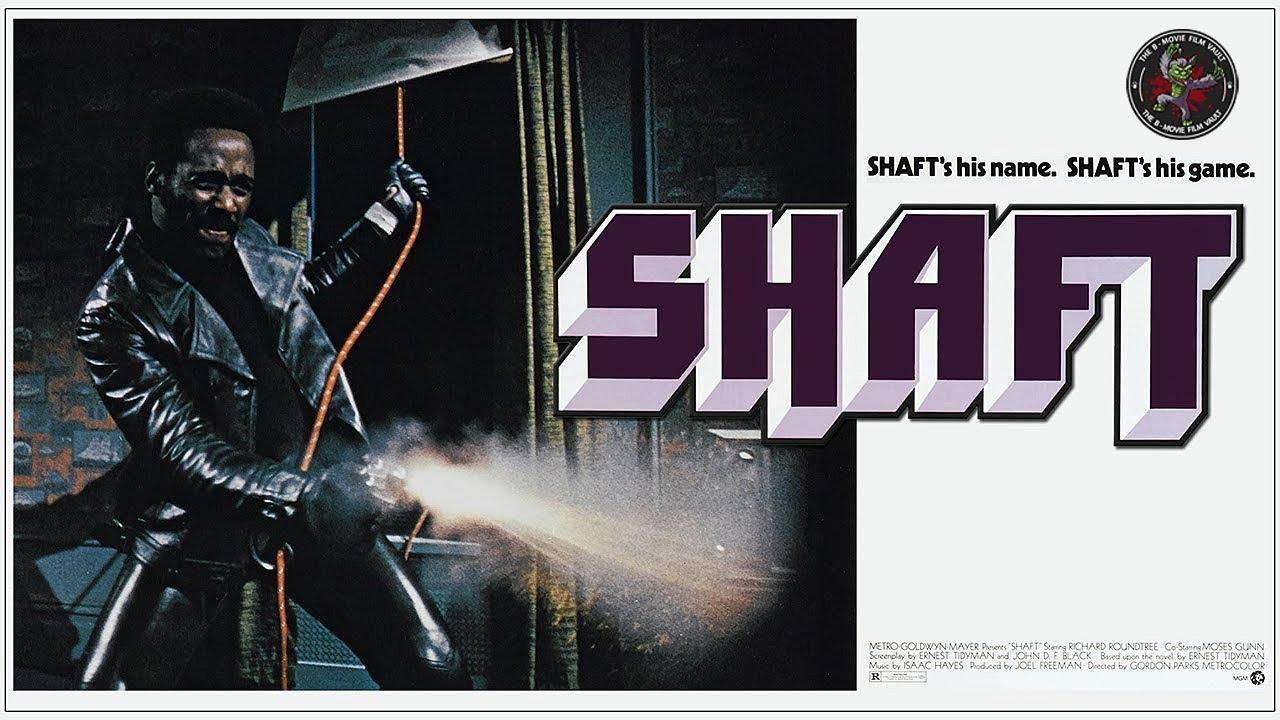 Shaft (1971) – Action, Crime, Thriller