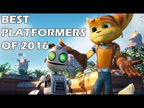 Top Platformer Games of 2016