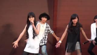 buddy?step(バディーステップ)「アシタノヒカリ (AAA)」2016/10/09 エイベックス・チャレンジステージ