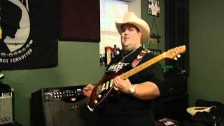 Bolt Amp 100 Watt combo johnny hiland demo part 3 - The Lead Channel