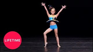 Dance Moms: Mackenzie's Acrobatic Solo - California Adventure (Season 3) | Lifetime