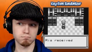 Pokémon Red Key-Item Randomizer | Part Eight