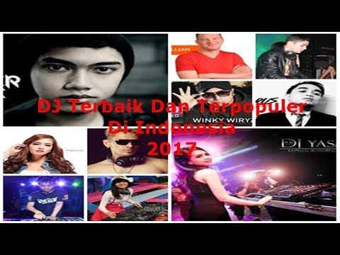 10 Nama DJ Terbaik Dan Terpopuler Di Indonesia 2017