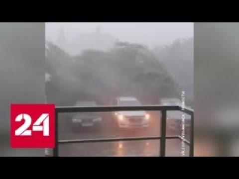"""Погода 24"": шторм уходит за Урал - Россия 24"