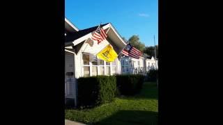 Bringing back the Bennington Flag!