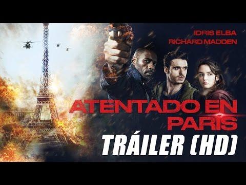 Atentado En París - Bastille Day - Trailer Subtitulado (HD)