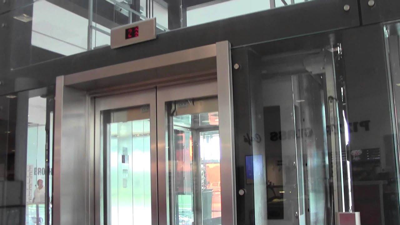 Kone Monospace Mrl Traction Scenic Elevators Nordby