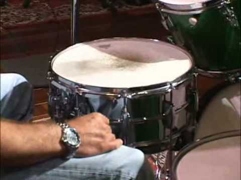 Jeff Ocheltree - Trust Your Ears, Complete Bonham section