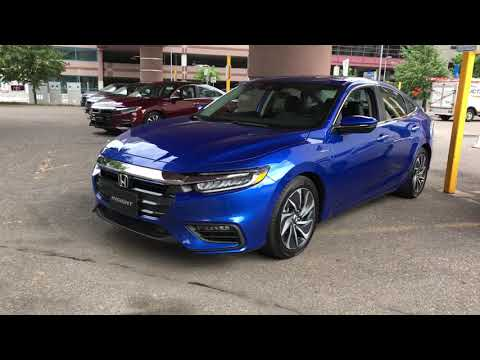 Have you seen the 2019 Honda Insight in All 7 colors?