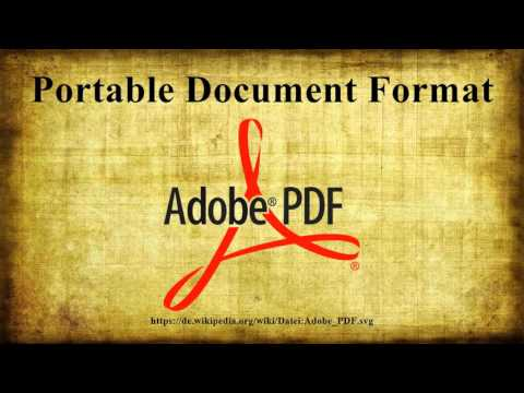 Portable Document Format