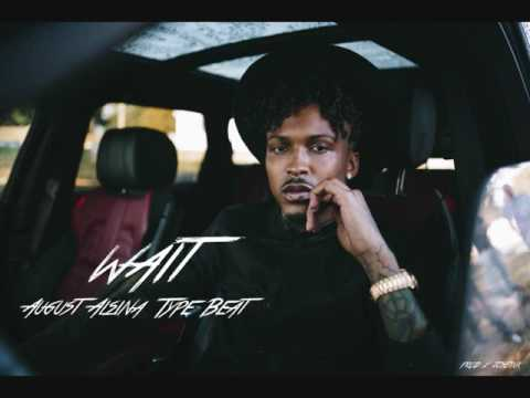 Wait - August Alsina (Instrumental) Type Beat 2017