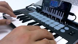 Portable ORG Keyboard on Google Play & App Store (Midi Keyboard)