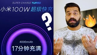 Xiaomi 100W Super Charge Turbo Charging Explained Full of POWER!!!