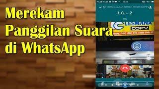 Cara Merekam Panggilan Suara di WhatsApp | Cube Call Recorder Tutorial screenshot 4
