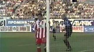 ЛЧ 2000/2001. Динамо Киев - Црвена Звезда - 0-0 (9.08.2000)