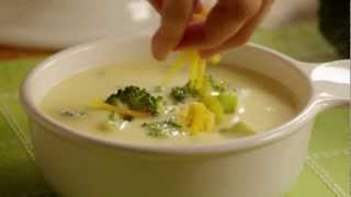 How to Make Excellent Broccoli Cheese Soup