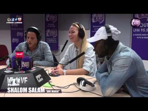 #Interview Ave Maria Salam Shalom dans le Live