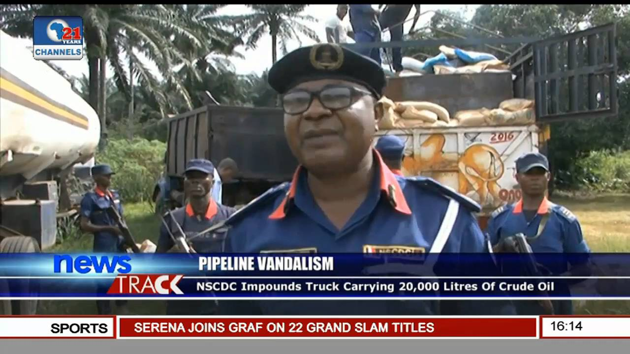 Nigeria Security and Civil Defense Corp (NSCDC) – Channels Television