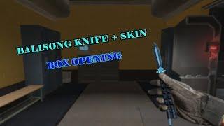 WARFACE -  Balisong Knife Box Opening (Butterfly Knife) + Skin Box Opening