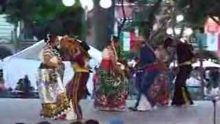 Mexican Hat Dance in Puebla Mexico