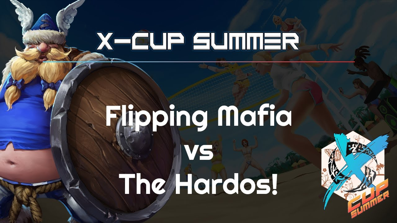 The Hardos vs. Mafia - X-Cup Summer - Heroes of the Storm 2021