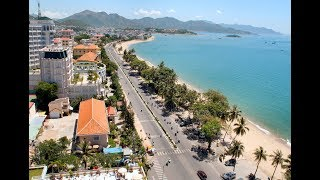 AMAZING DRONE VIEWS AROUND NHA TRANG, VIETNAM