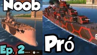 Baixar Battle Of Warships!!!! (Ep. 2) DE NOOB A PRÓ!《Vitão GameplaysBr17》