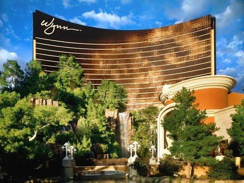 Wynn Las Vegas 4K