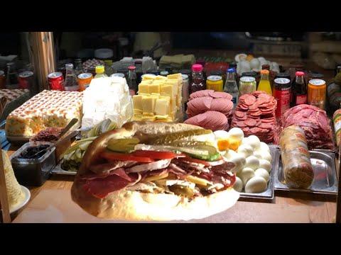 Ekmeği Zorla Kapatan Efsane Sokak Sandviçi