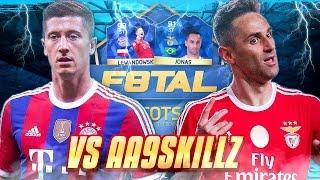 FIFA 16 : F8TAL INTERNATIONAL VIERTELFINALE - AA9SKILLZ VS. FeelFIFA !!