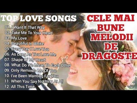 Top melodii de dragoste