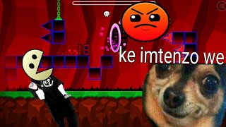Un nivel intenso  estekinator/geometry dash