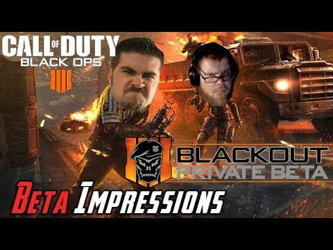 COD: Blackout Beta Angry Impressions!