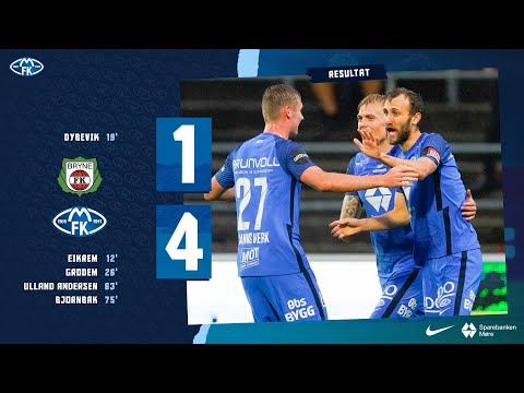 Bryne Molde Goals And Highlights