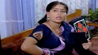 Mondi Mogudu Penki Pellam Movie Scenes | Tanikella Bharani Shocked by Vijayashanthi