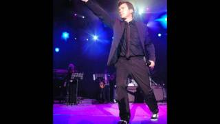 "Rick Astley  ""It Would Take a Strong Strong Man"""