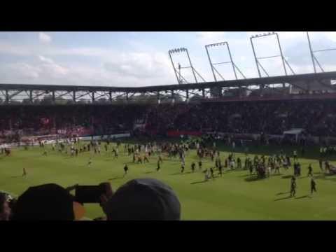 FC Ingolstadt 04  aufstieg 2014/15