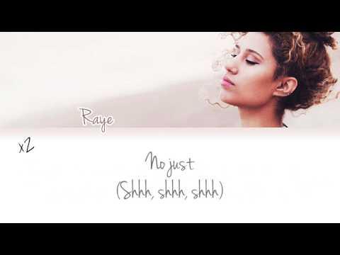 RAYE Shhh Lyrics